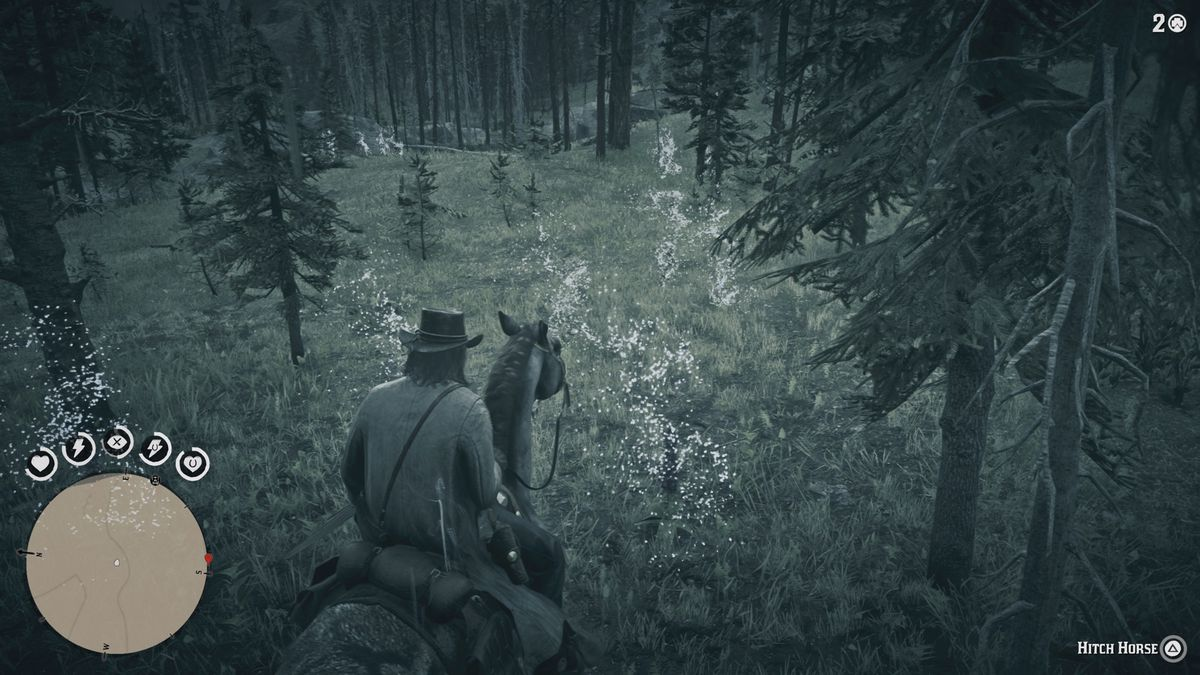 RDR2 cougar locations, hunting guide and maps - Polygon