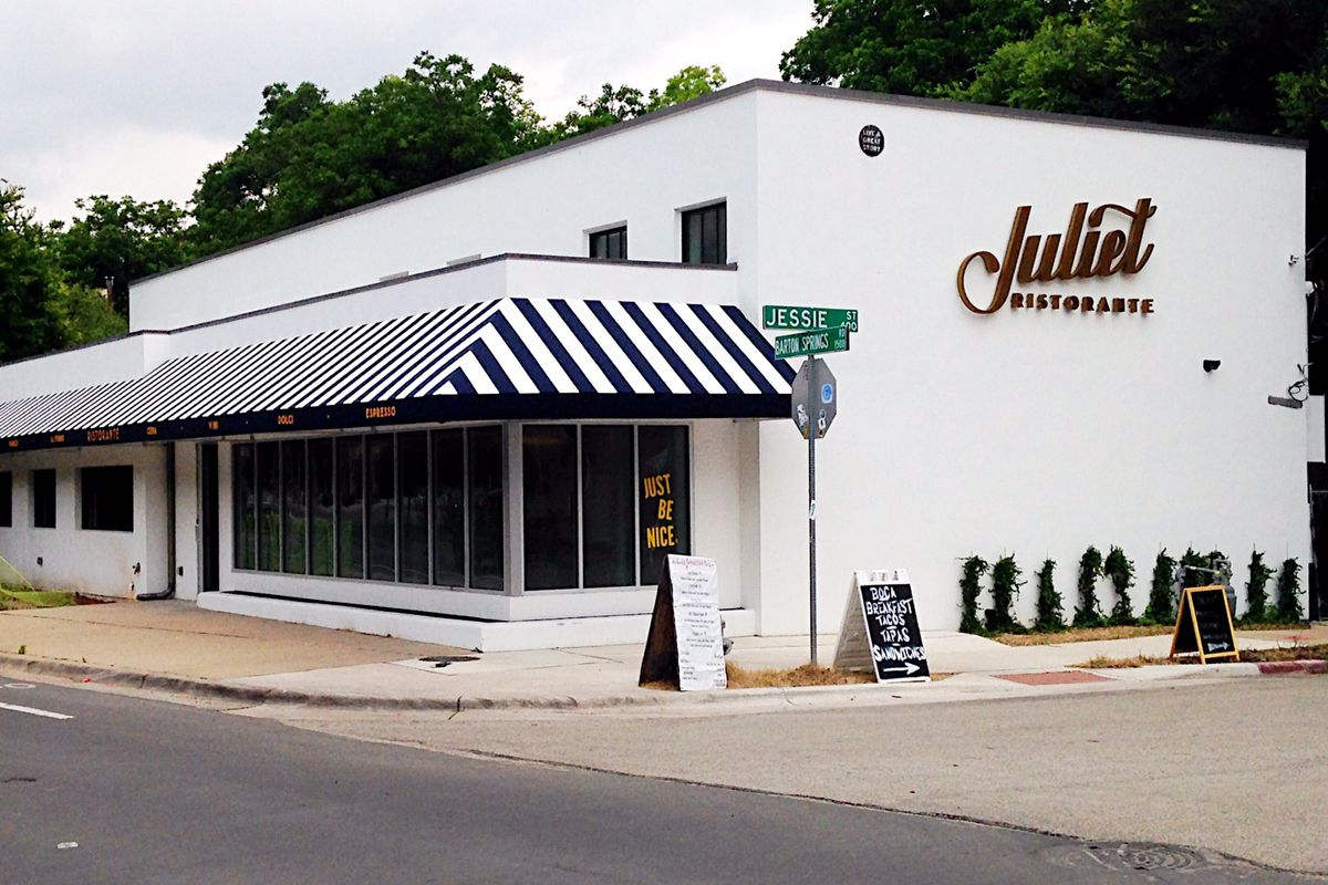 Juliet's facade is ready for prime time