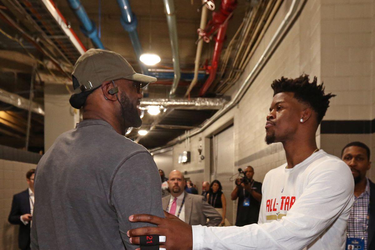 2017 NBA All-Star Practice