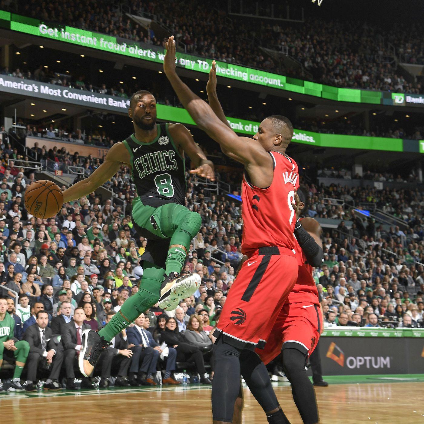 Preview Boston Celtics Vs Toronto Raptors Celticsblog