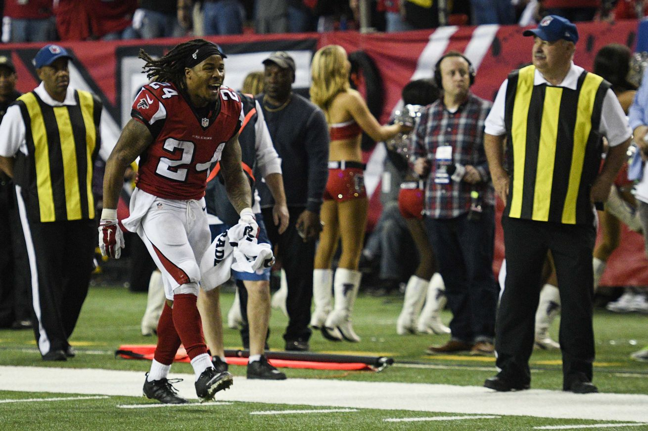 Some people don't think Tevin Coleman and Devonta Freeman are the best RB tandem in the NFL