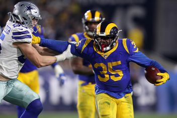 How the Rams ran all over the Cowboys after the Seahawks couldn t 064050510