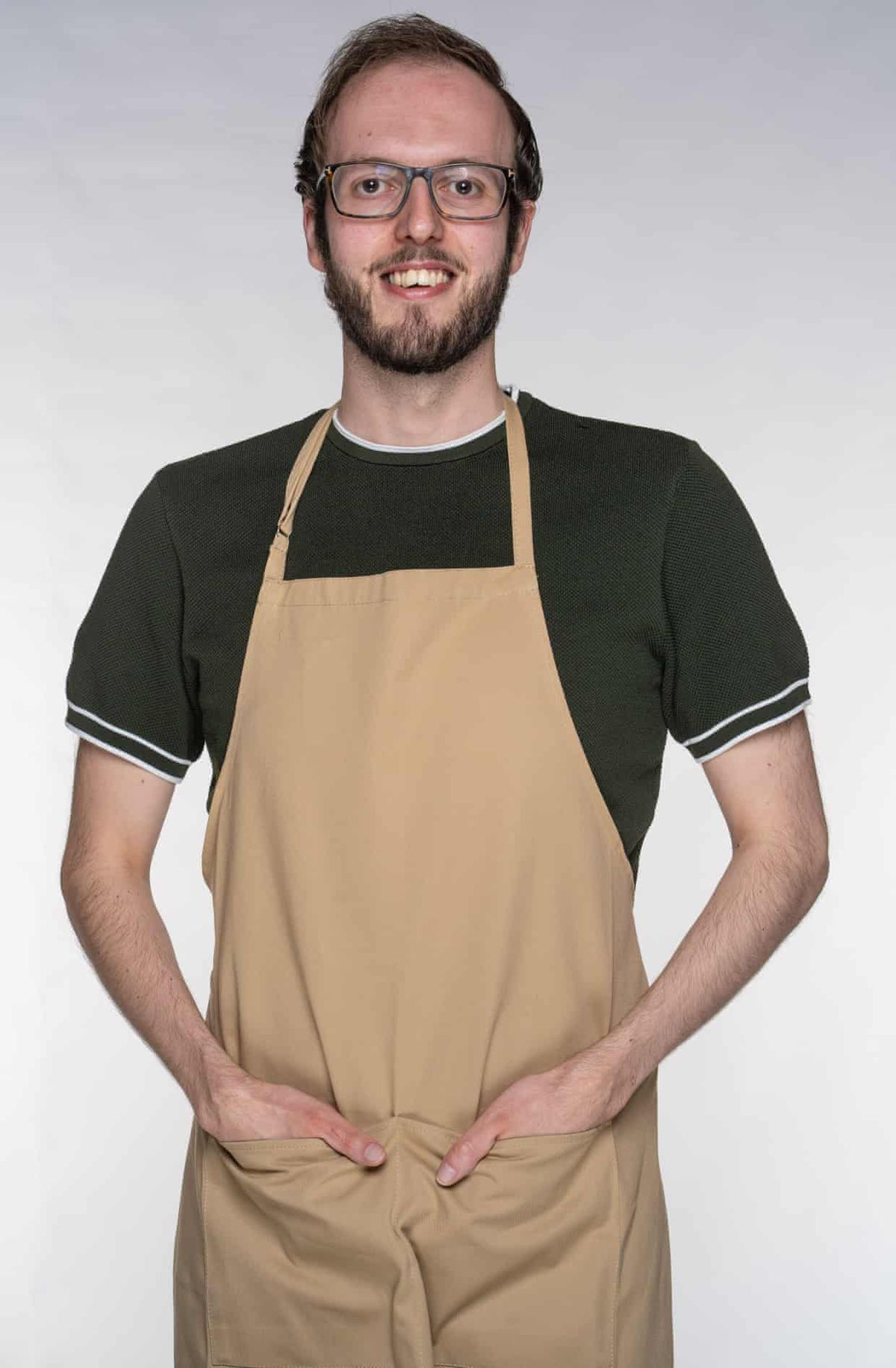 Great British Bake Off 2021 contestant Tom, who will compete on GBBO this year