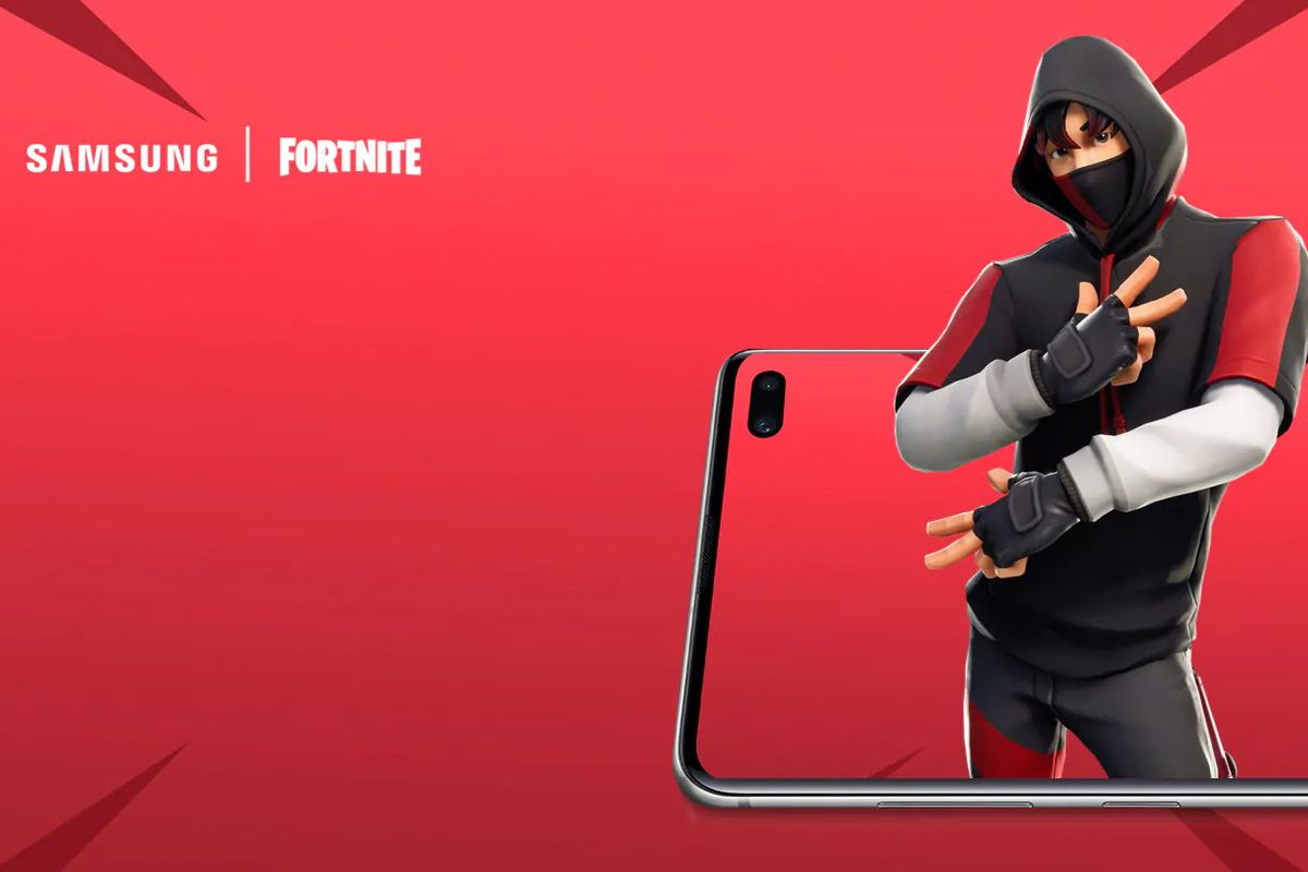 Galaxy S10 Plus Preorders Will Come With An Exclusive Fortnite Skin