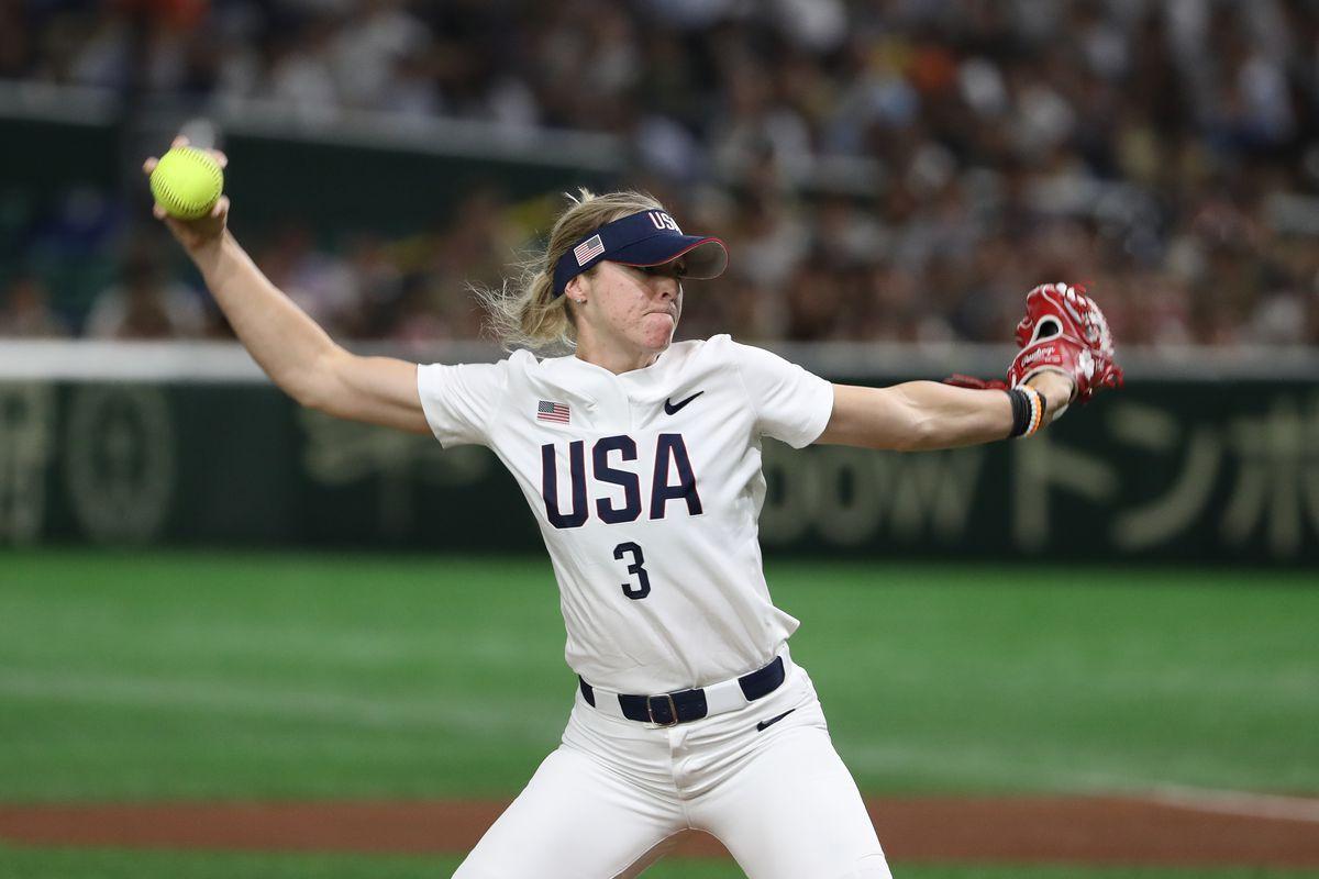 Japan v USA - Softball Friendly