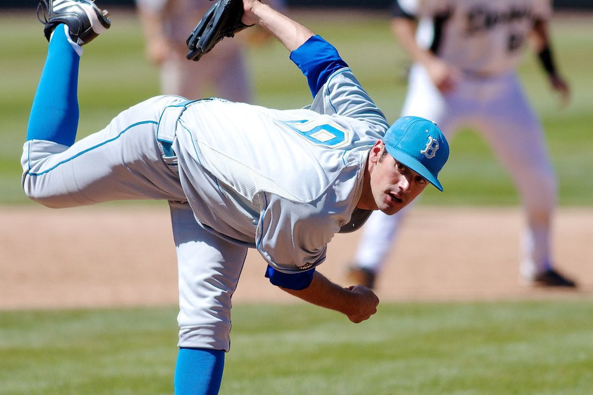 Adam Plutko pitch magnificently, but it wasn't enough (Photo Credit: Official Site)