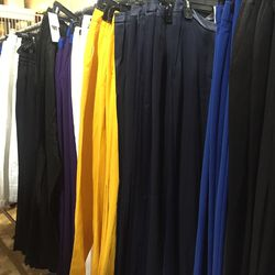 5. Maje trousers ($85): There were so many work-appropriate staples, like these pants, available in a variety of colors.