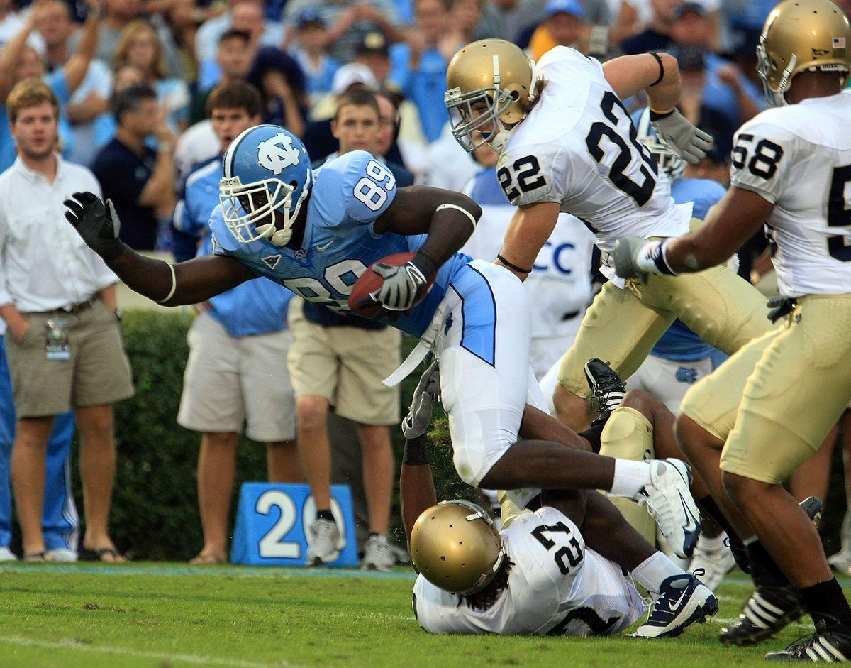 Notre Dame Fighting Irish v North Carolina Tar Heels