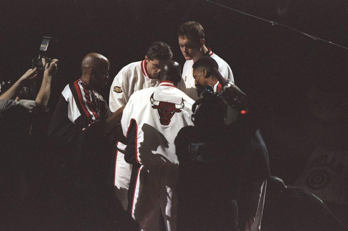 The true story of Jerry Krause and the breakup of the Bulls