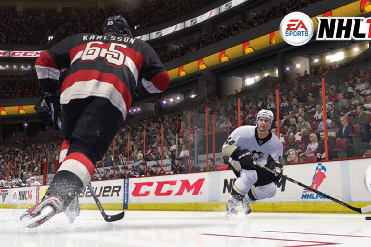 Taking Stock Of The Past Present And Future Of Ea S Nhl Series