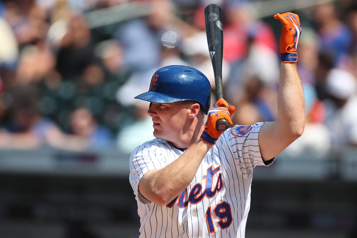 pick up e581e a0ebe Reaction roundup: The Mets' signing of Jay Bruce to a three ...