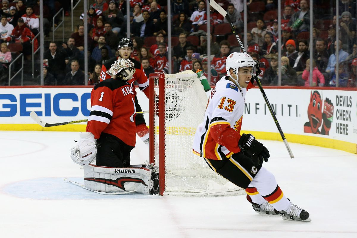 New Jersey Devils Comeback Came Up Short in 2-3 Loss to Calgary Flames 5c075efaf