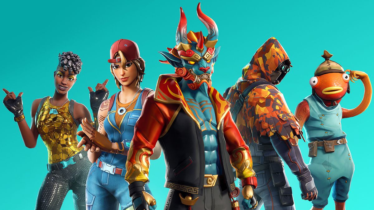 Fortnite is free, but kids get bullied into spending money for skins