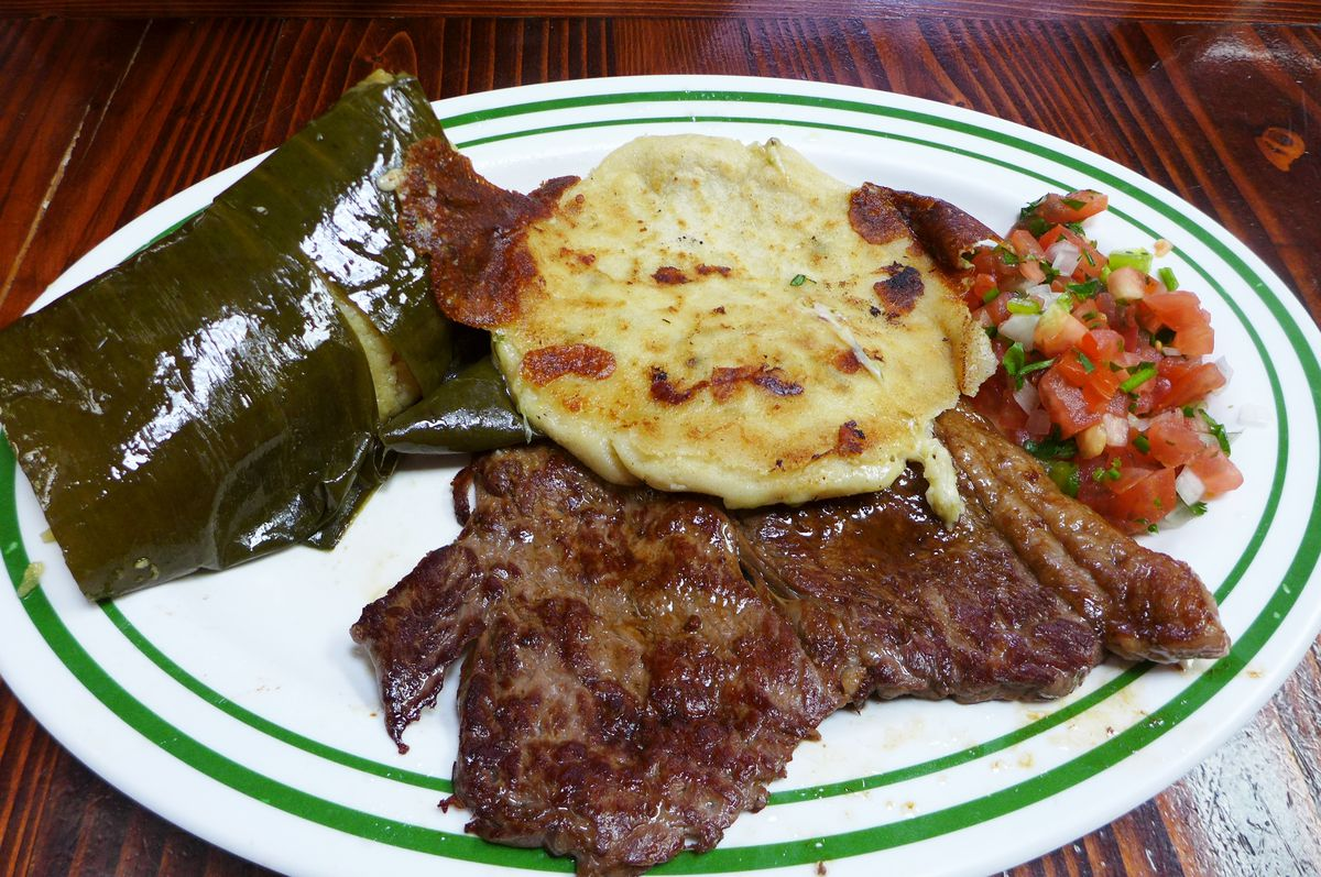 La Cabana Salvadorena Serves Top Notch Pupusas And Other