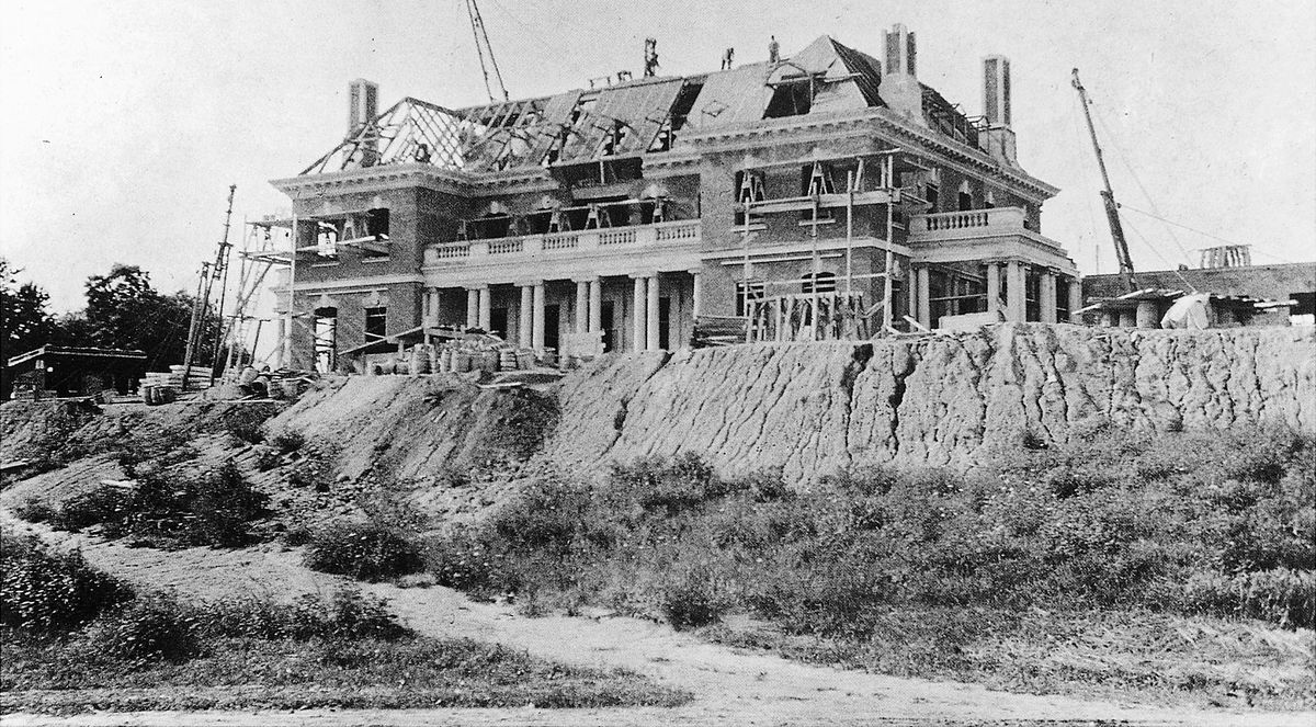 Why Did Gilded Age Mansions Lose Their Luster