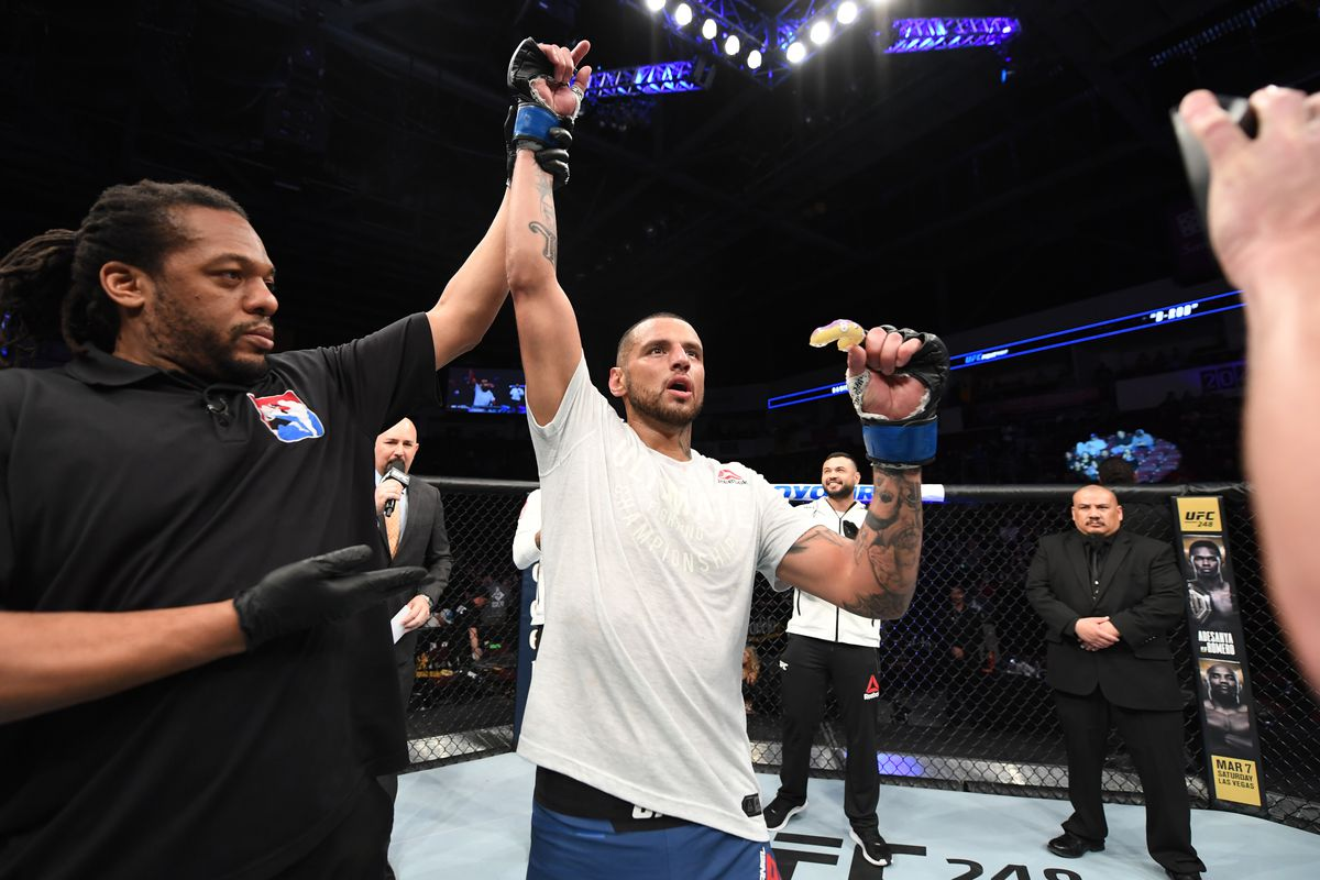 UFC Fight Night: Means v Rodriguez