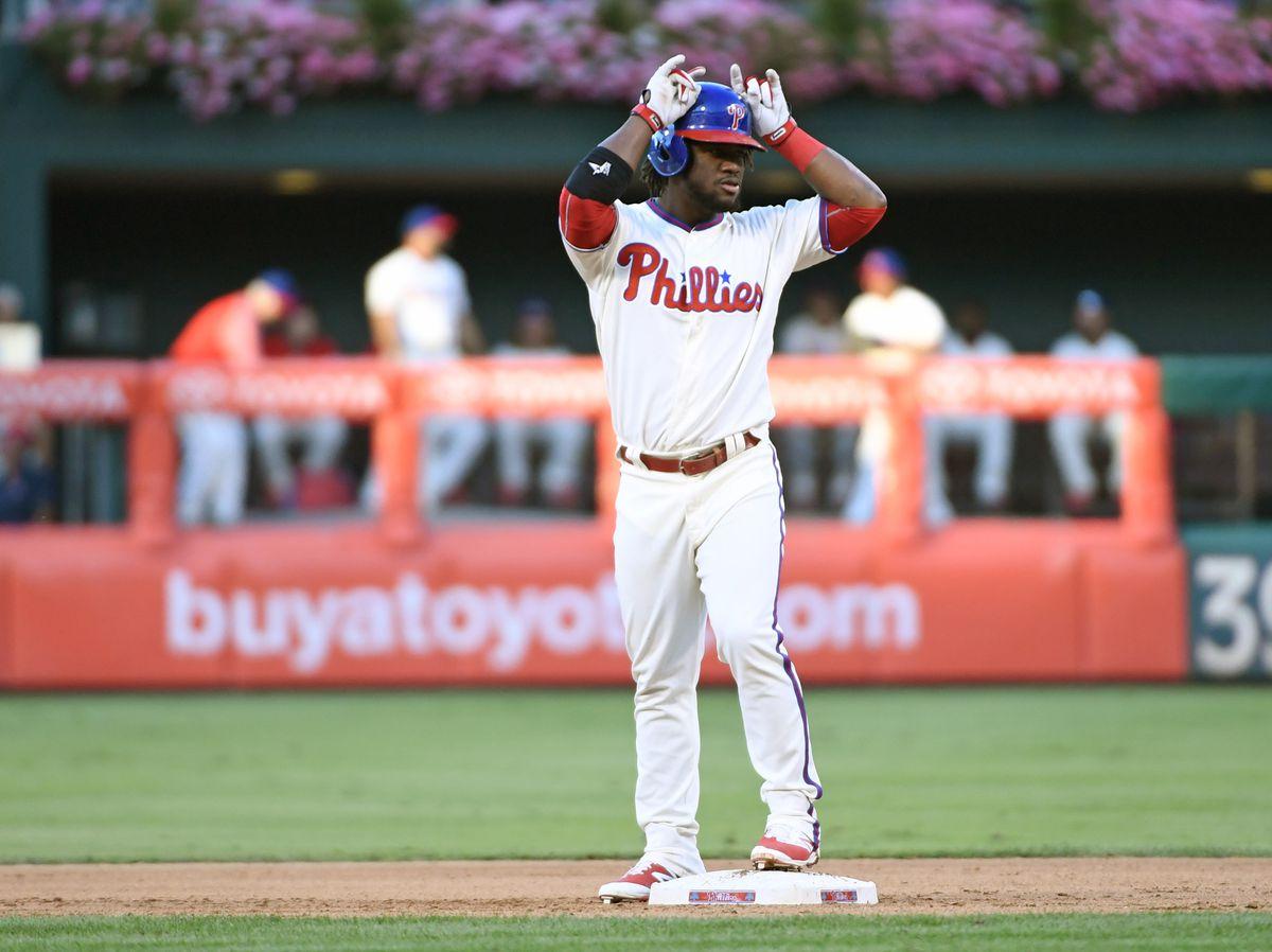 MLB: New York Mets at Philadelphia Phillies