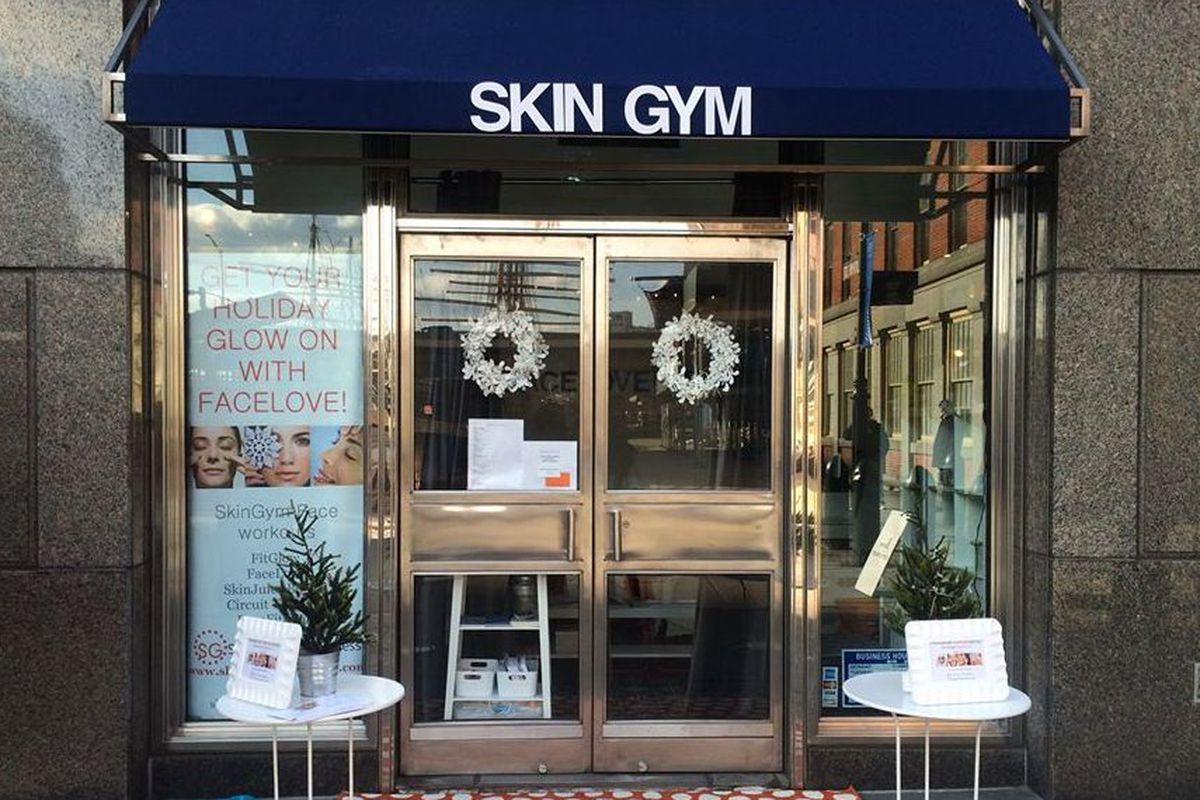 "Photo: <a href=""https://www.facebook.com/skingymfacefitness"">Skin Gym</a>/Facebook"