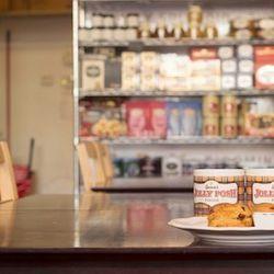 [Photos: Courtesy of Spencer's Jolly Posh Foods]