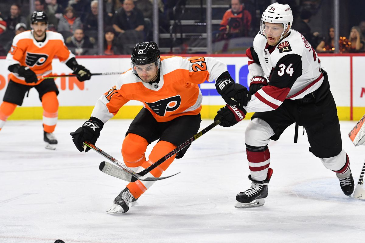 Coyotes 3, Flyers 1: What we learned as the winning streak ended at five