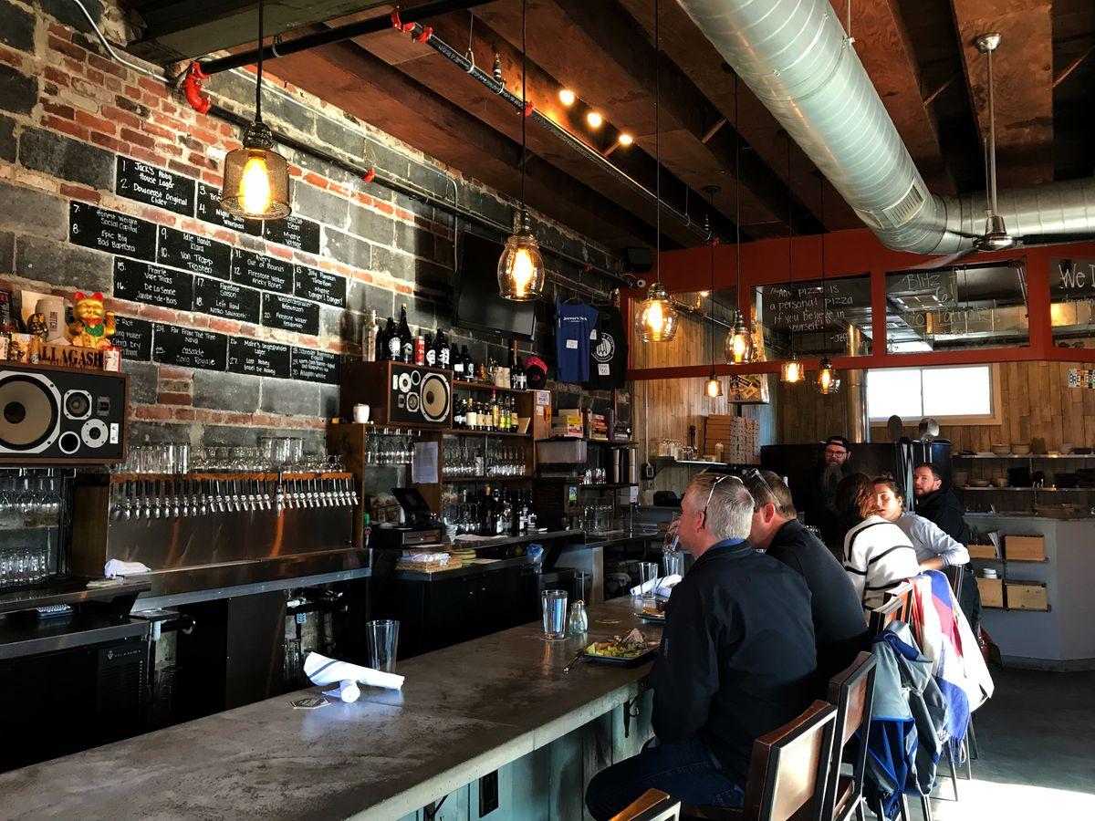 Brewer's Fork in Charlestown