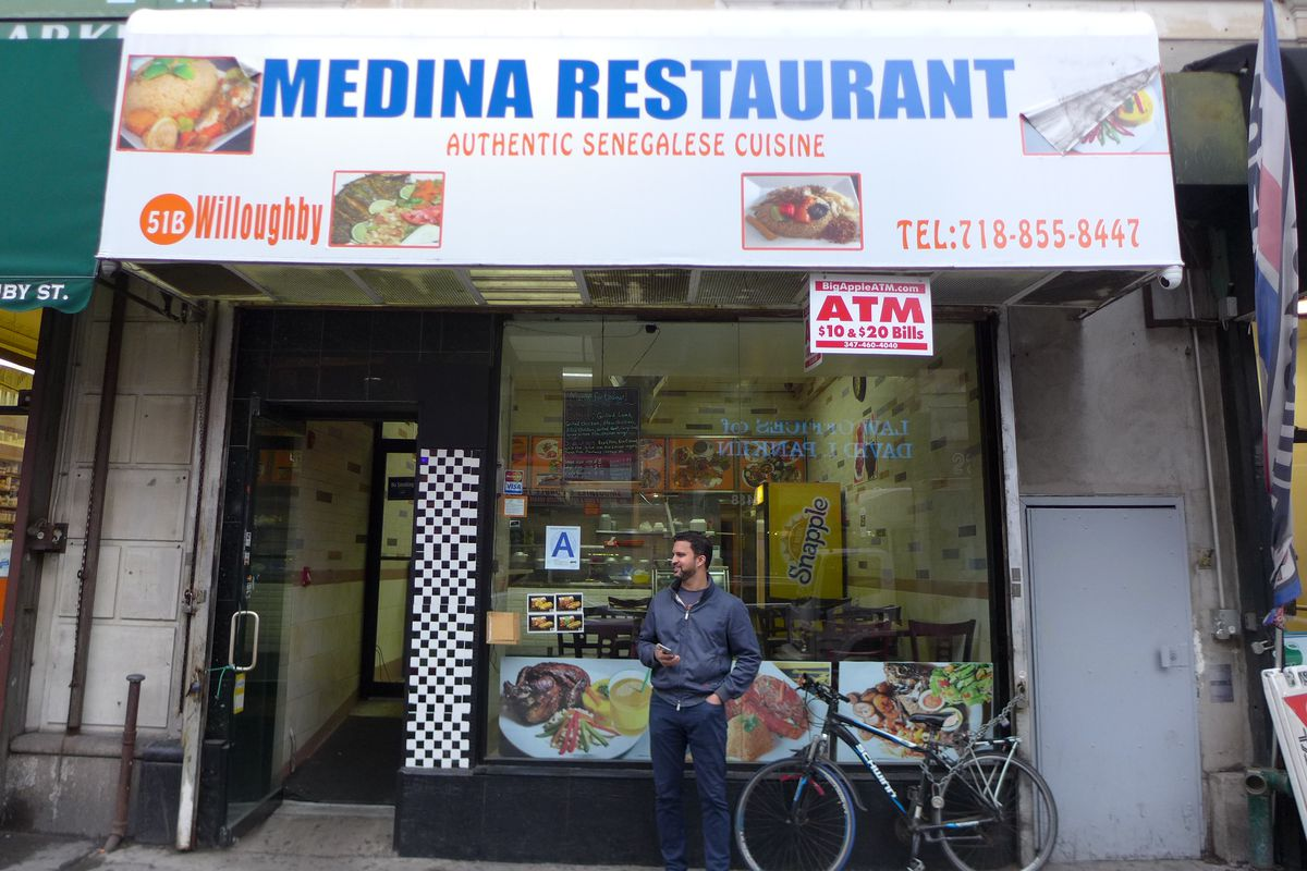 Medina is a new Senegalese restaurant conveniently located in Downtown Brooklyn.