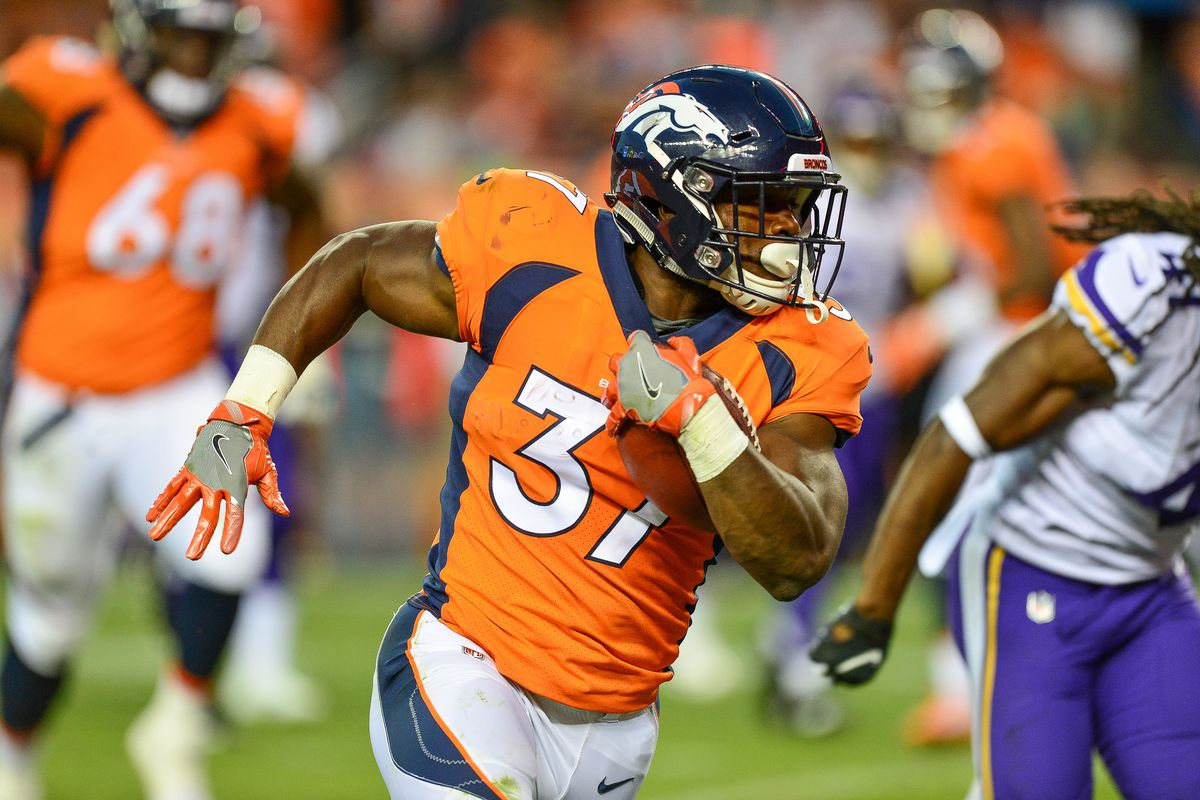 2a6cbbe9 Report: Broncos expected to name Royce Freeman the starting running back