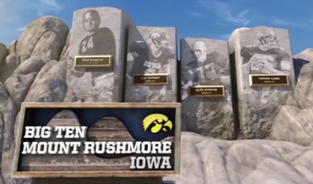 Iowa Mt Rushmore