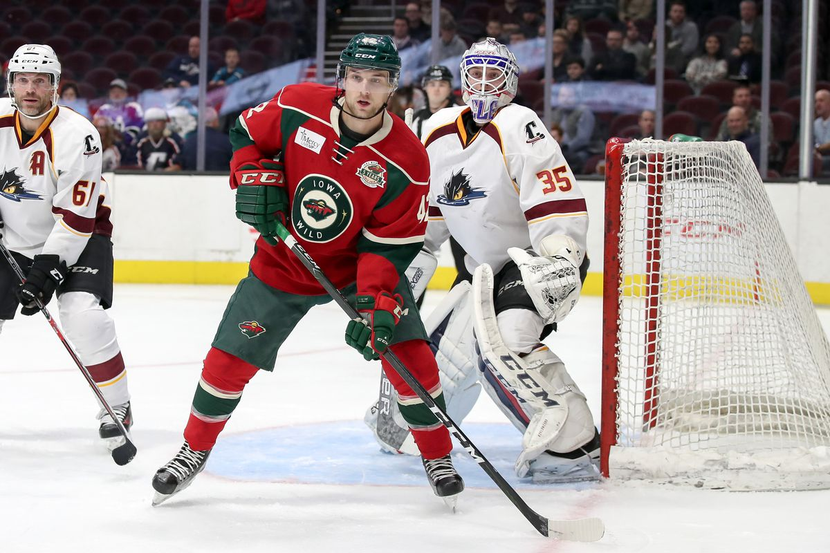 AHL: DEC 18 Iowa Wild at Cleveland Monsters