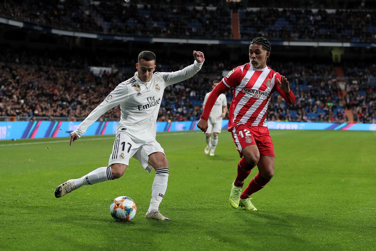 Real Madrid vs Girona, 2019 live stream: Time, TV channels and how to watch La Liga online