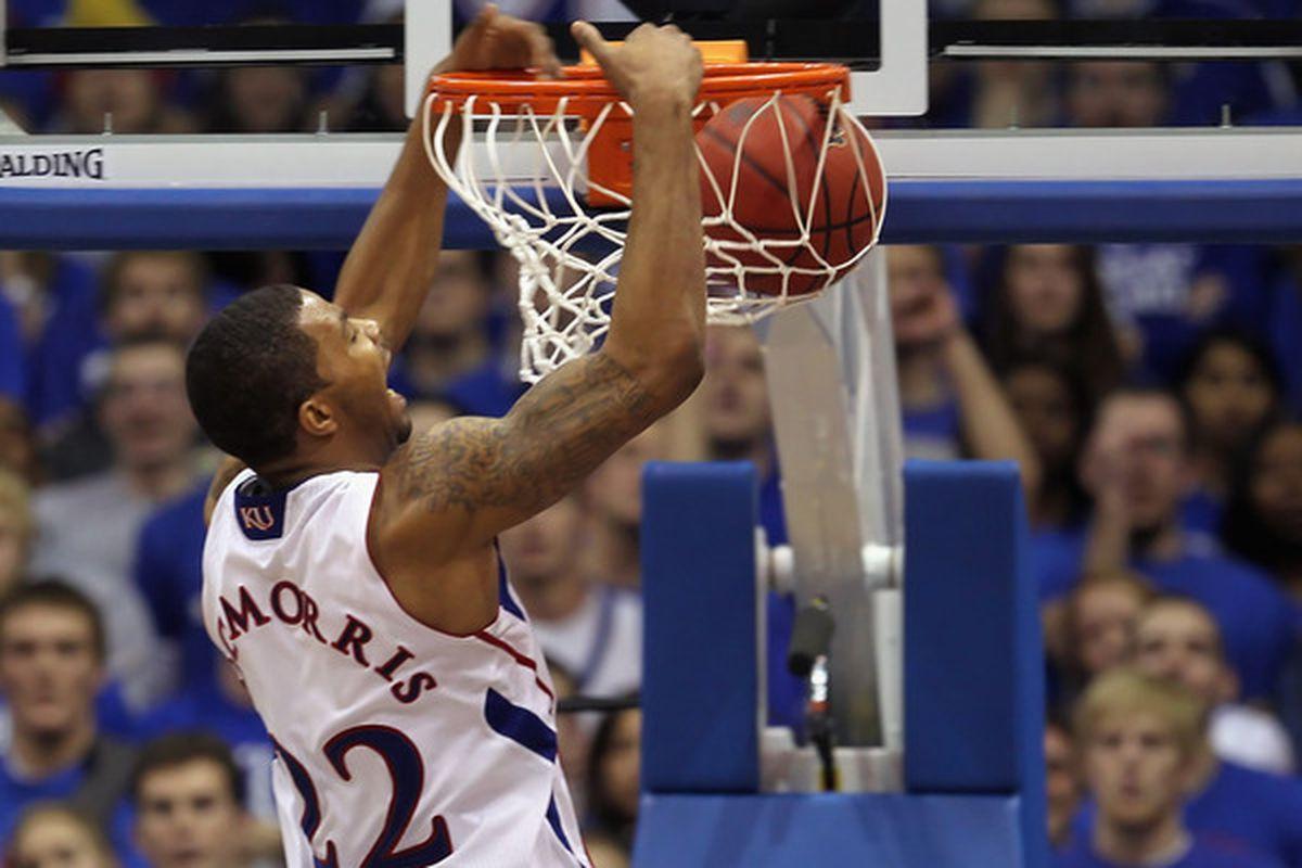 Play big, Marcus.  Play big.