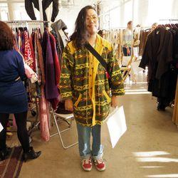 Shopper Nao Katayama.