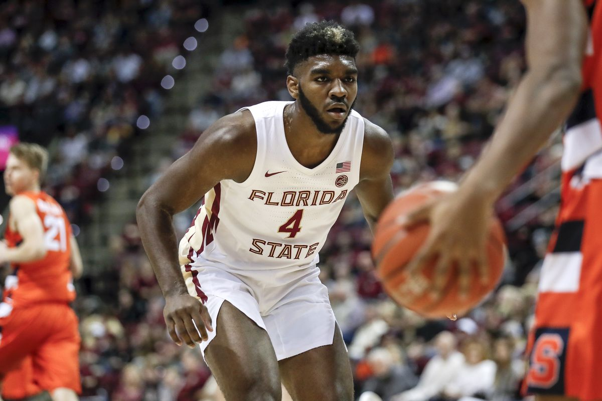 Potential 2020 Nba Draft Targets For The Spurs Patrick Williams Pounding The Rock