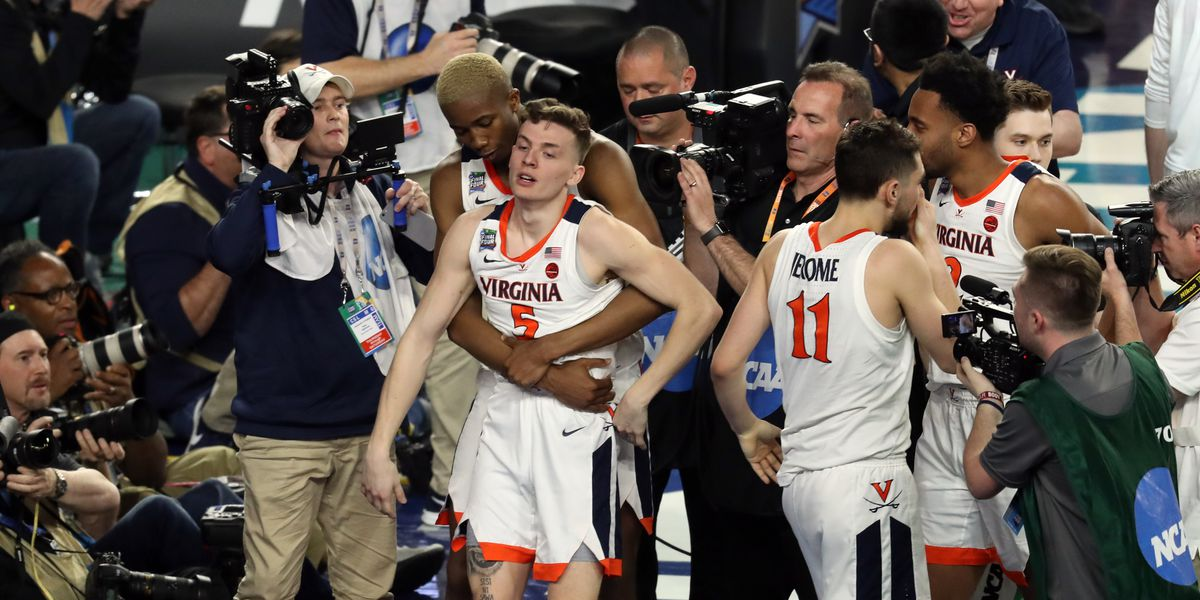 72808c36d Virginia Basketball  Another miracle win