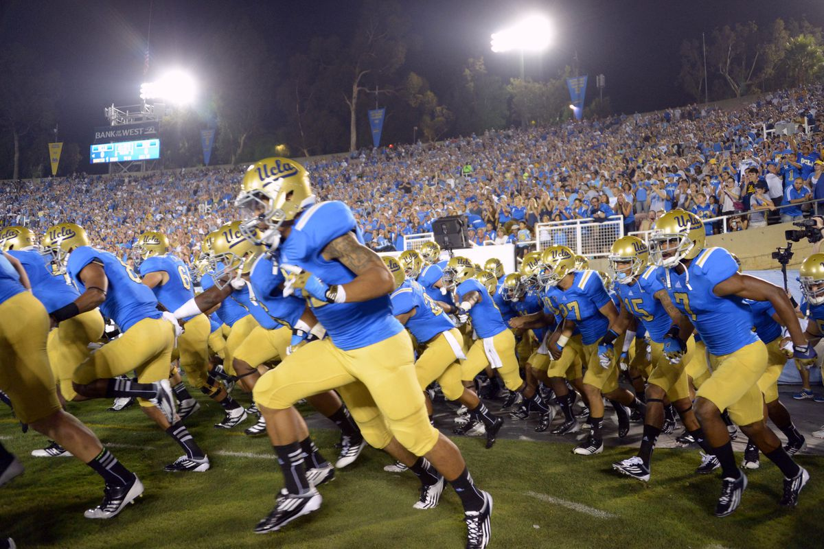 2013 UCLA Football - Opening Game Depth Chart Released ...