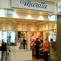 The Marilla Chocolate Company has rented retail space at SFO for nearly 30 years.