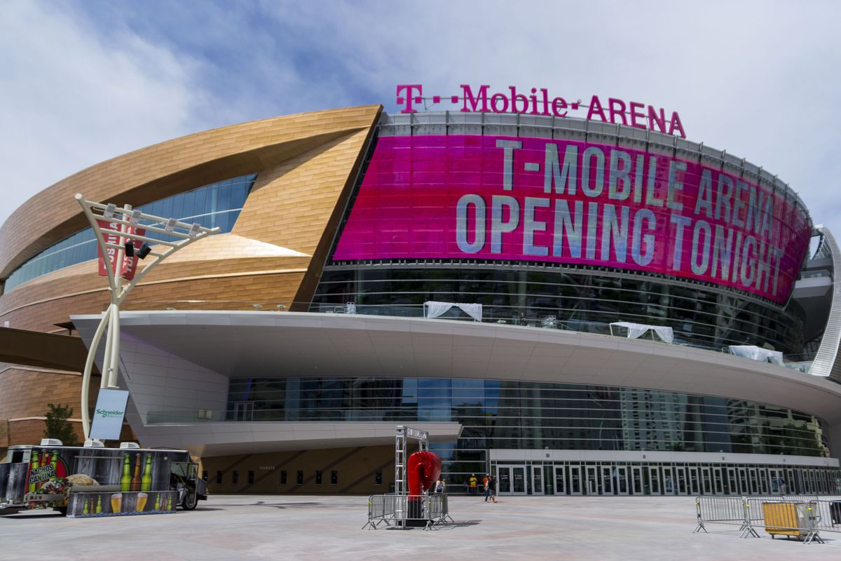 T Mobile Arena Amelinda B Lee