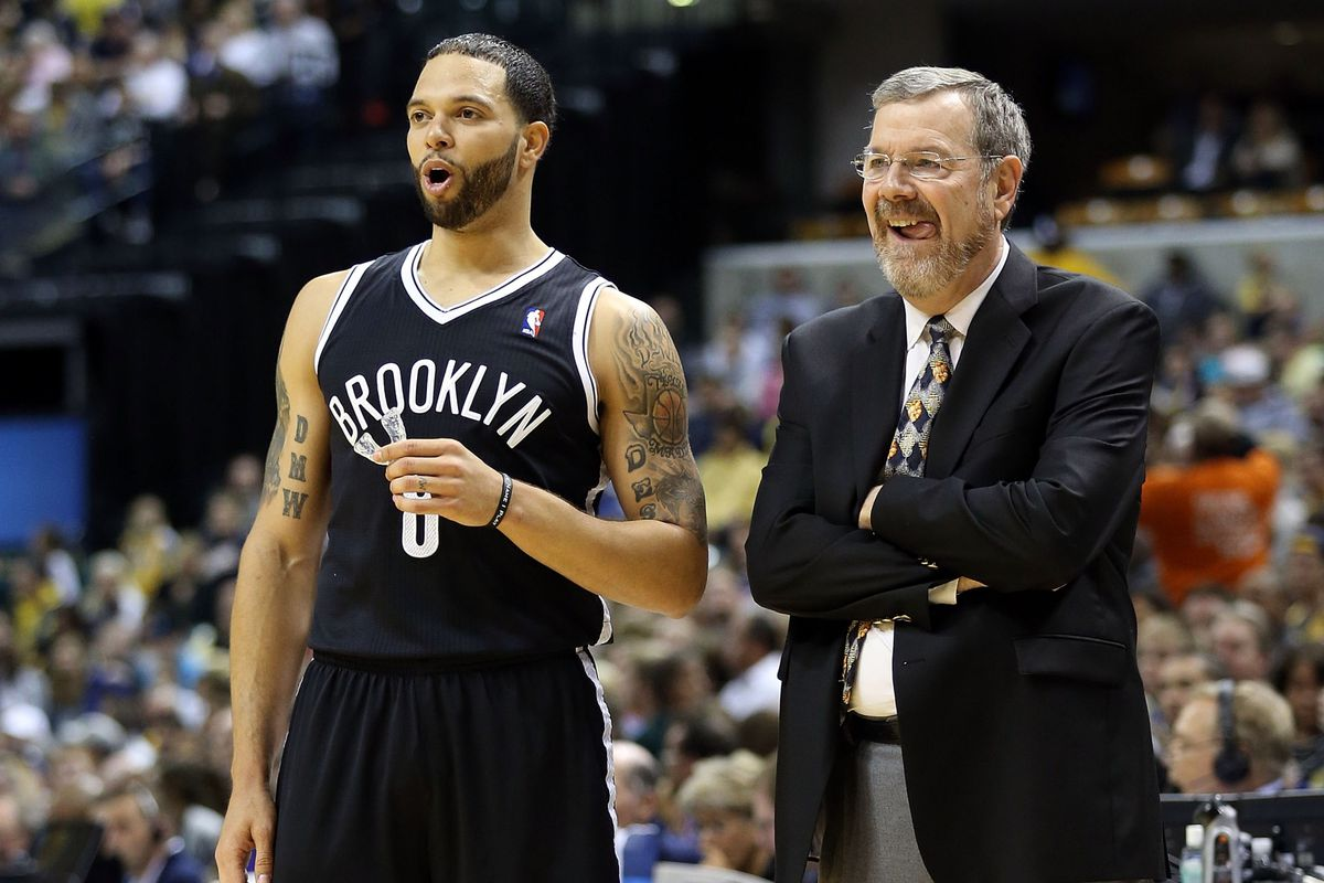 quality design f4bc3 37e0e Nets playoff history: In a new home, Brooklyn hopes it has ...