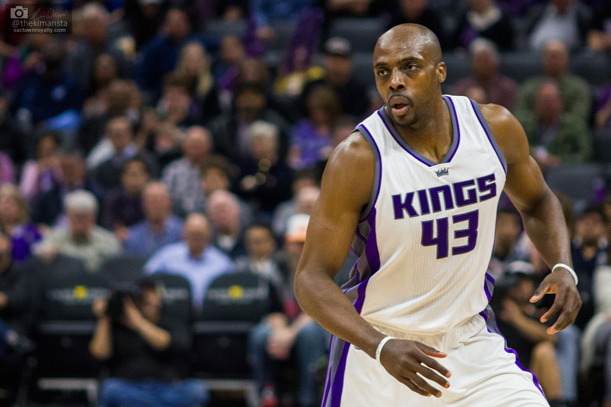 Sacramento Kings waive Anthony Tolliver hours after wishing him a happy birthday