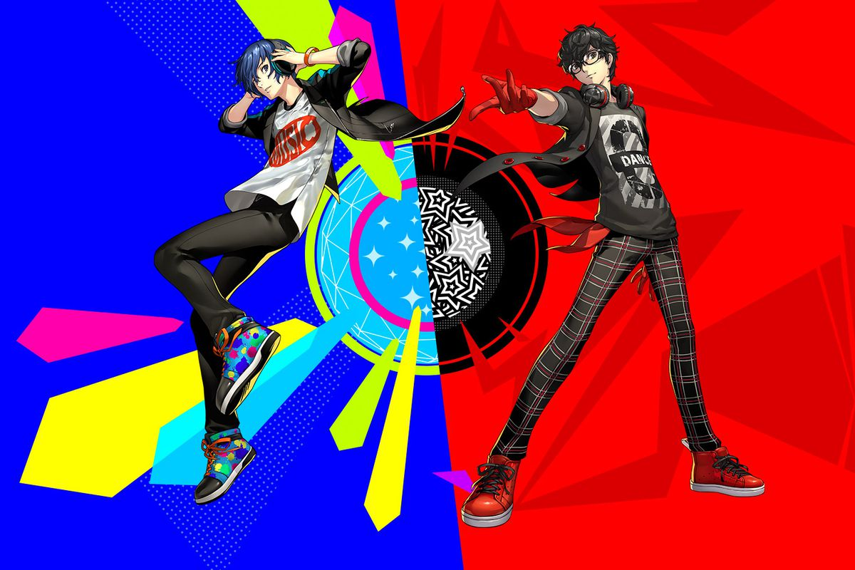 Persona Dancing Games Coming Stateside In 2019 Polygon