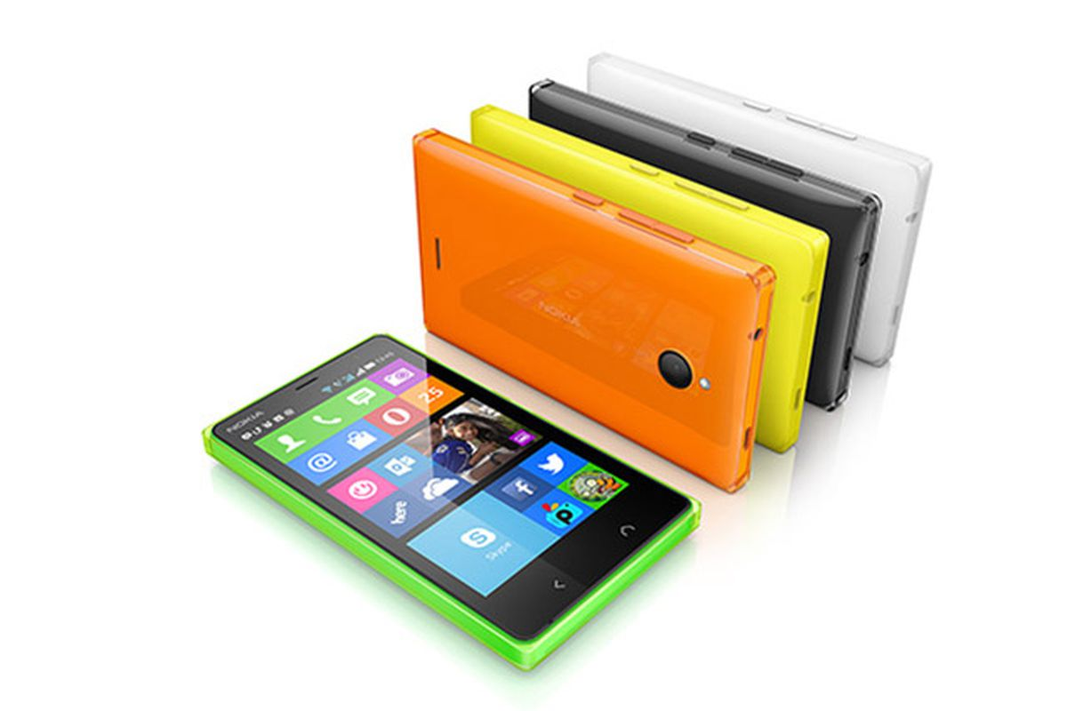 Microsoft continues Android push with Nokia X2 handset - The Verge