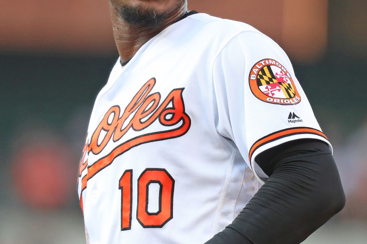 Watch the 2018 Orioles for long enough and you'll make this face too.