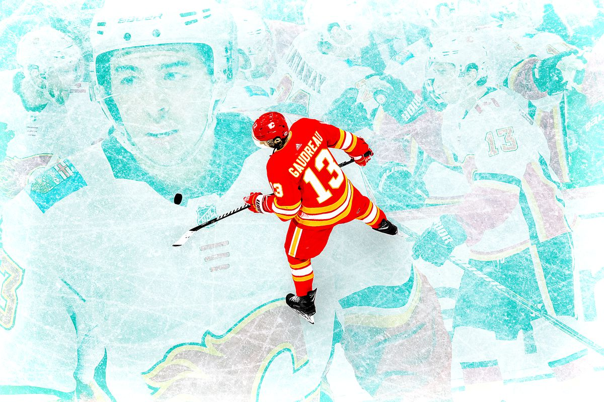 competitive price 74bc7 53d7b The Flames and Their American Boys Are Canada's Best Hope ...