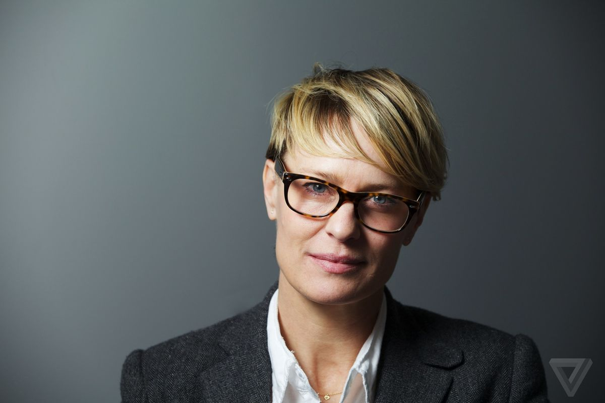 Robin Wright Is Joining Ryan Gosling And Harrison Ford In Blade