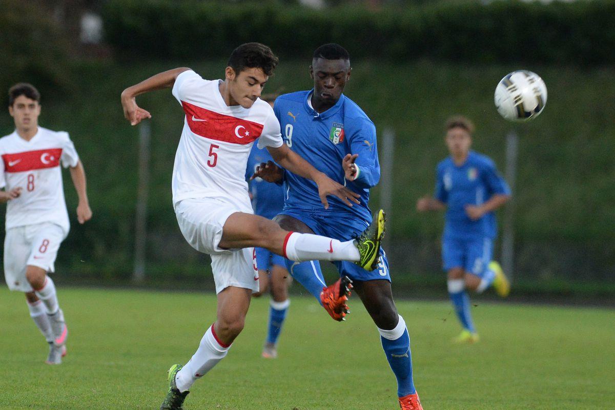 Italy U16 v Turkey U16 - International Friendly