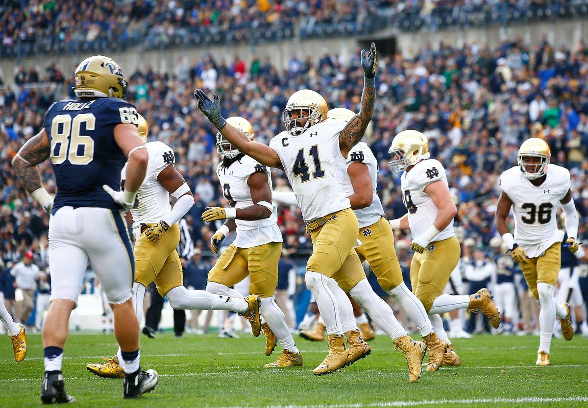 Notre Dame v Pittsburgh