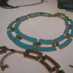 Necklaces from the upcoming May QVC collection.