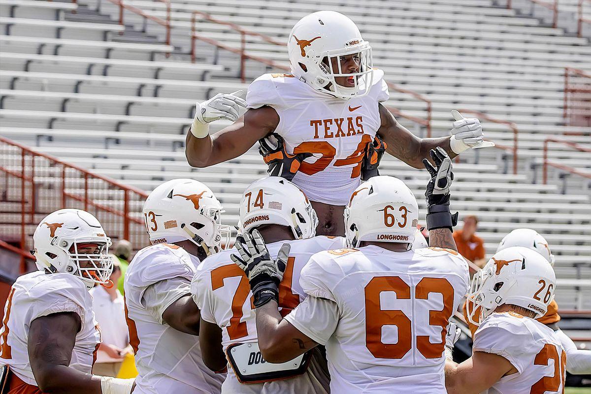 NCAA Football: Texas Spring Game