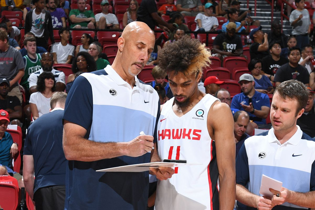 2019 Las Vegas Summer League - Day 5 - Indiana Pacers v Atlanta Hawks