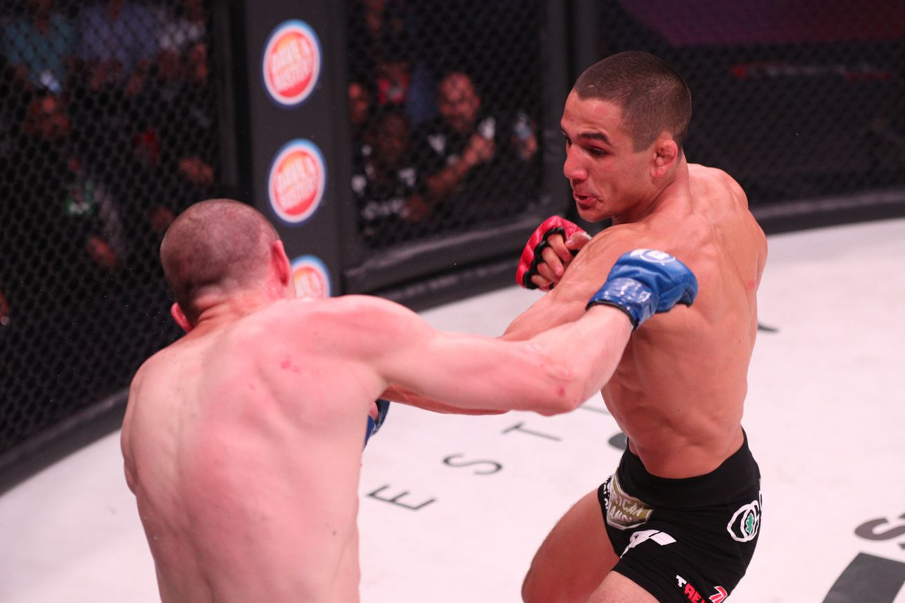 Aaron Pico removes the dark cloud from his career, looks years into the future